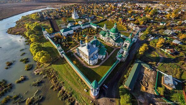 Monastery of St. Jacob Saviour (Spaso-Yakovlevsky) - Sputnik France