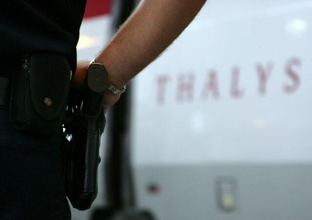 France: trois blessés par balle dans un Thalys