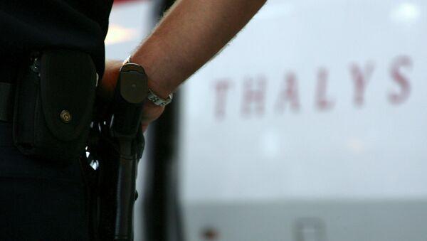 France: trois blessés par balle dans un Thalys - Sputnik France