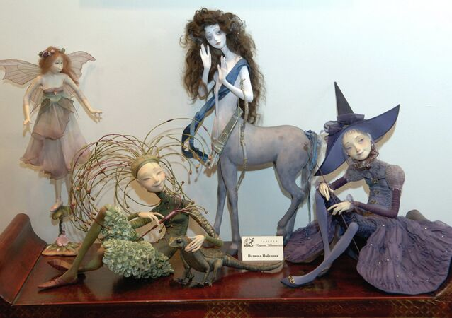 Les poupées elfes