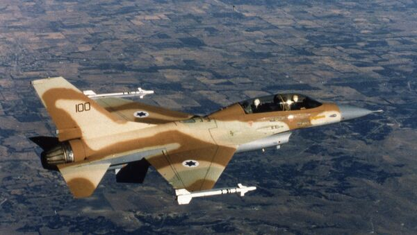 Damas accuse Israël de soutenir des groupes terroristes en Syrie - Sputnik France