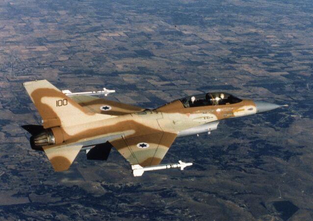 Un F-16 (archives)