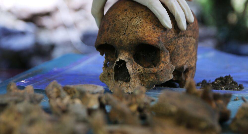 Les crânes humains ne sont plus en vente sur eBay