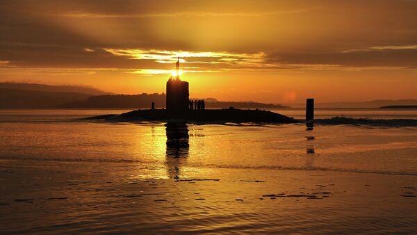 Sous-marin HMS Triumph de Royal Navy - Sputnik France