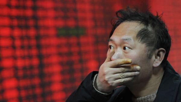 La Bourse de Shanghai - Sputnik France