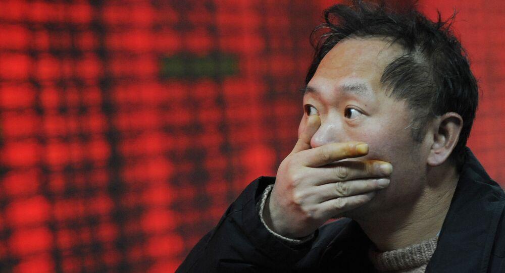 La Bourse de Shanghai