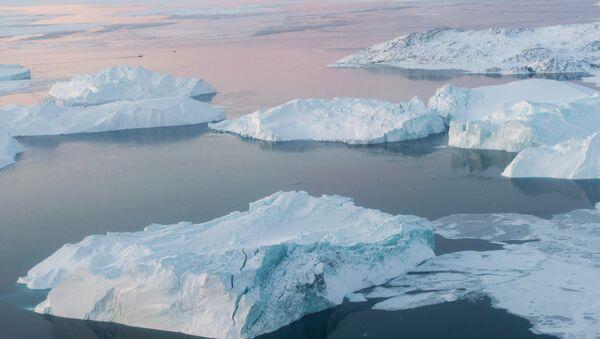 Iceberg du Groenland - Sputnik France