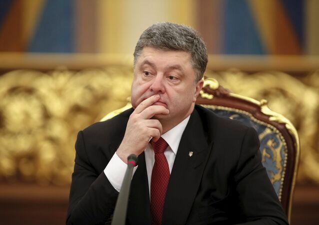 Le président ukrainien