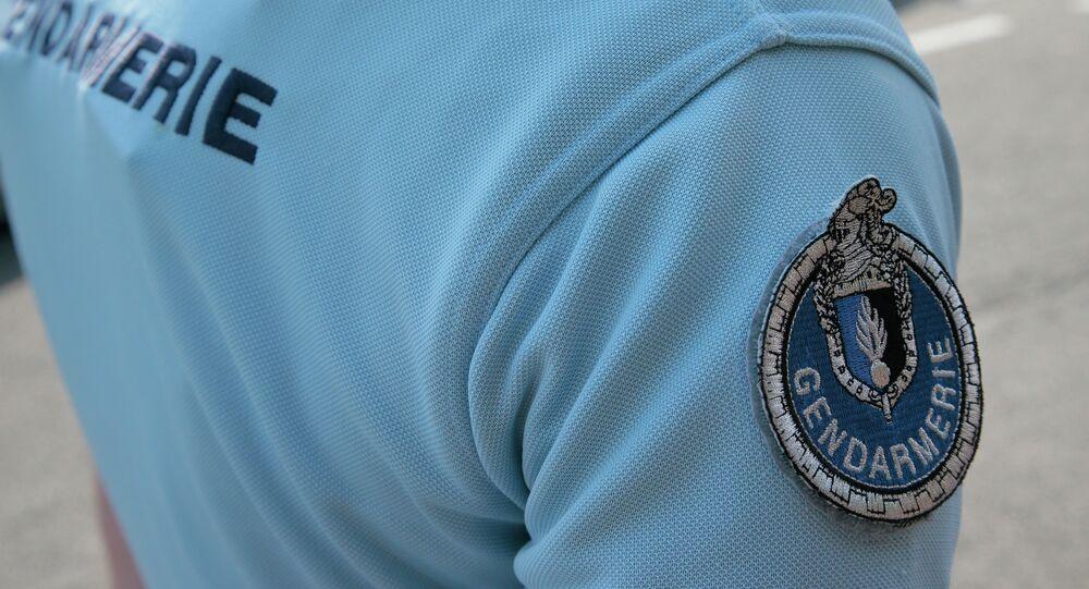Un gendarme (Image d'illustration)