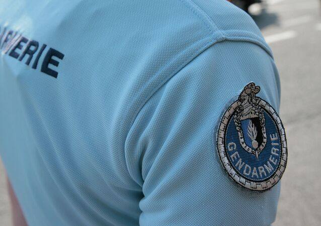 Gendarme. Image d'illustration