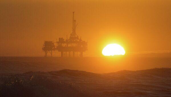 Une plate-forme pétrolière - Sputnik France