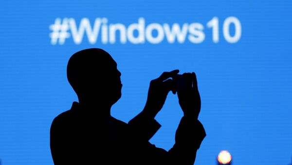Windows 10 - Sputnik France