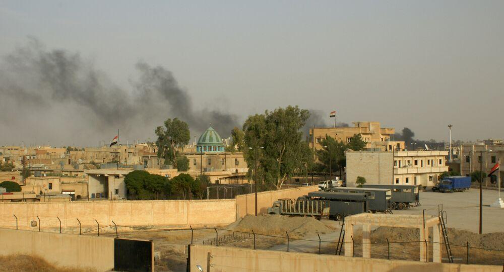 La ville syrienne d'Hassaké