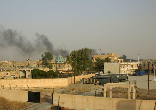 Ville de Hassaké en Syrie