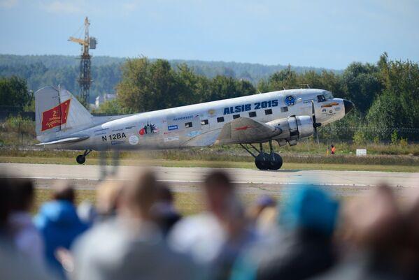 Clap de fin pour le Salon aérospatial MAKS 2015 - Sputnik France