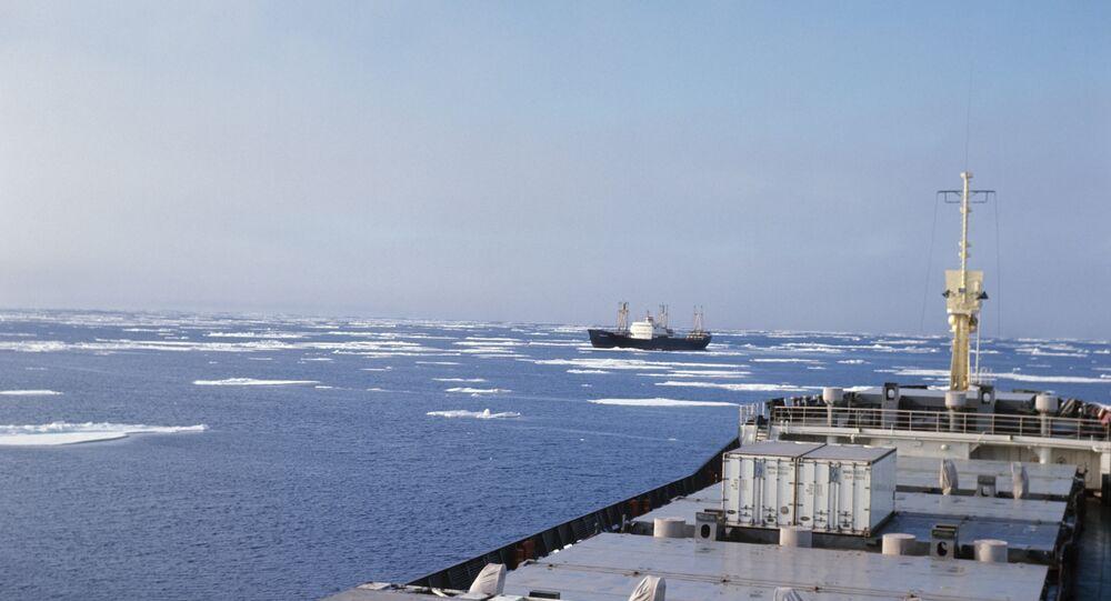 Route maritime du Nord