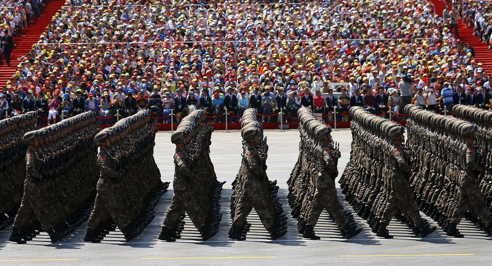 Défilé de Pékin: la Chine affiche sa puissance militaire