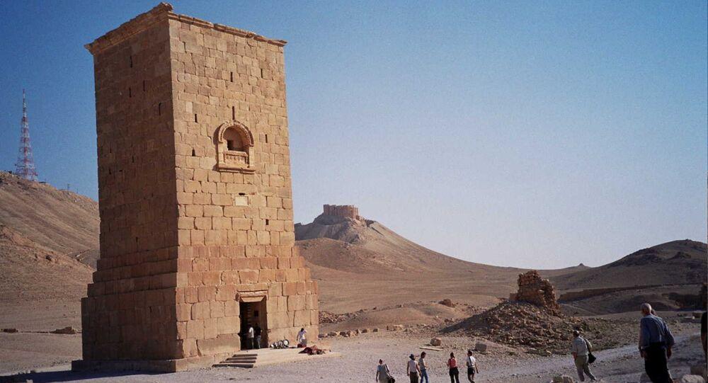 Tour d'Elahbel (archives)