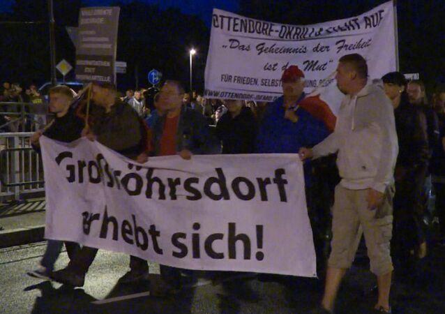 Les Allemands préoccupés par l'afflux de réfugiés