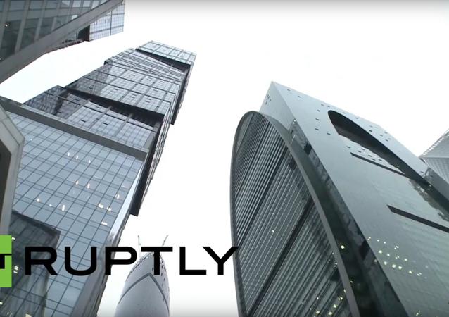 Russie: 200 personnes à l'assaut d'un gratte-ciel