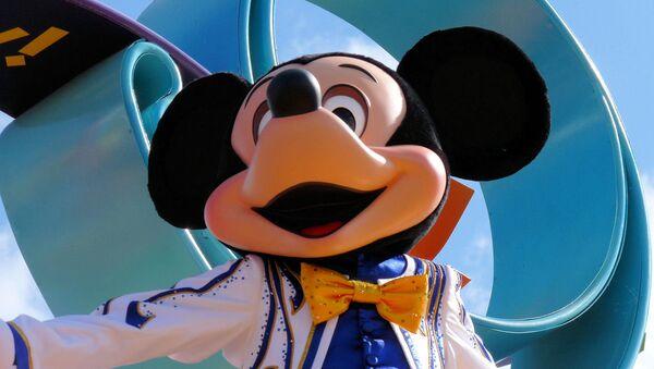 Mickey Mouse - Sputnik France