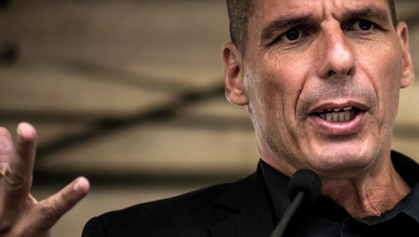 Yanis Varoufakis - Sputnik France