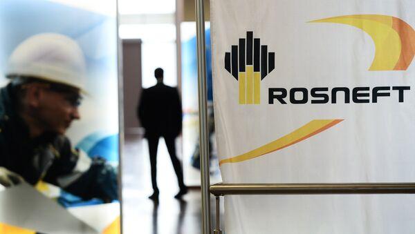 Géant pétrolier russe Rosneft - Sputnik France