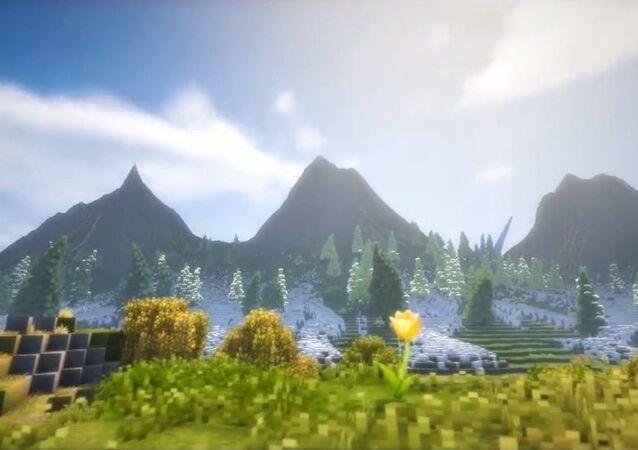 Minecraft: Un monde idéal