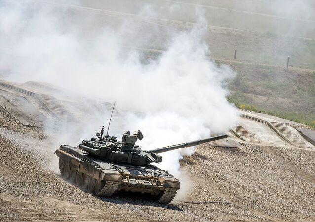 Tank T-72B3