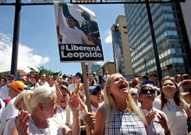 Venezuela: un chef opposant condamné à près de 14 ans de prison