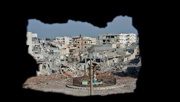 la Syrie - Sputnik France