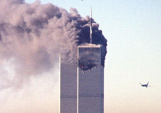 L'attentat de 11 septembre 2001