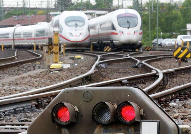 Chemins de fer allemands (archives)