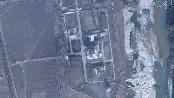 Le laboratoire de recherches nucléaires de Yongbyon - Sputnik France