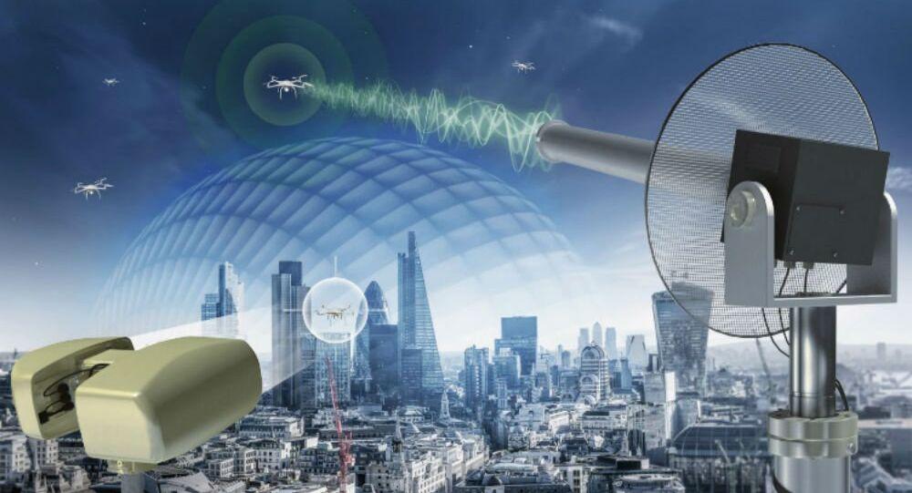 Londres bientôt protégé des drones par un champ électromagnétique?