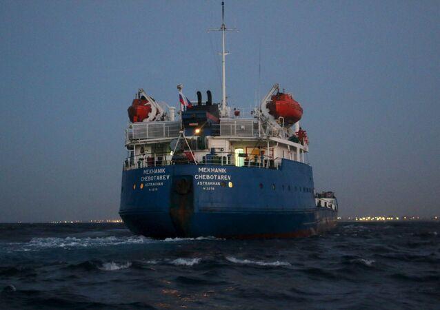 Libye: un pétrolier russe