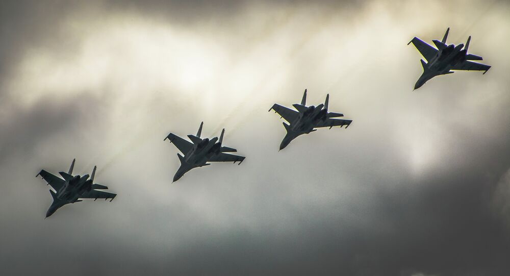 Frappes de l'aviation russe en Syrie