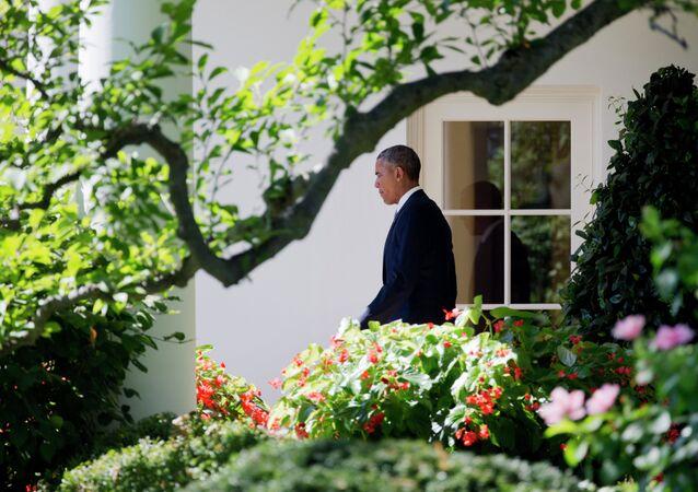 Barack Obama, la Maison Blanche