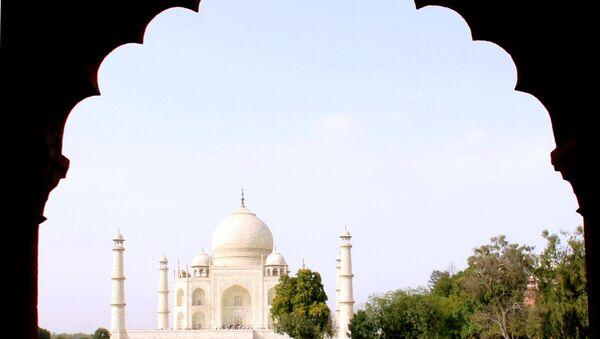 Taj Mahal - Sputnik France
