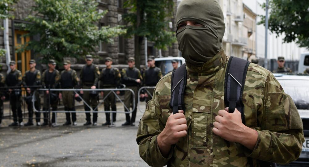 Extrémiste ukrainien