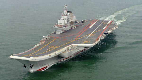 Le porte-avions chinois Liaoning - Sputnik France