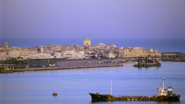 Tripoli, la capitale libyenne - Sputnik France