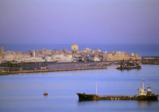 Tripoli. Archive photo