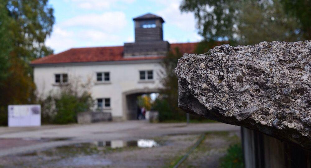 Mémorial du camp de concentration de Dachau