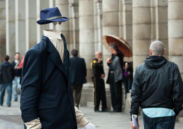 Un homme invisible