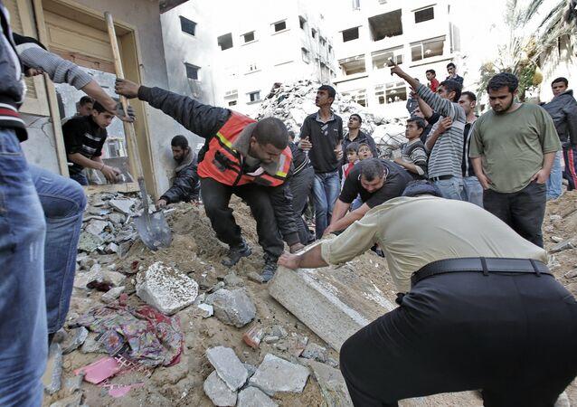 Conflit armé entre la Palestine et Israël