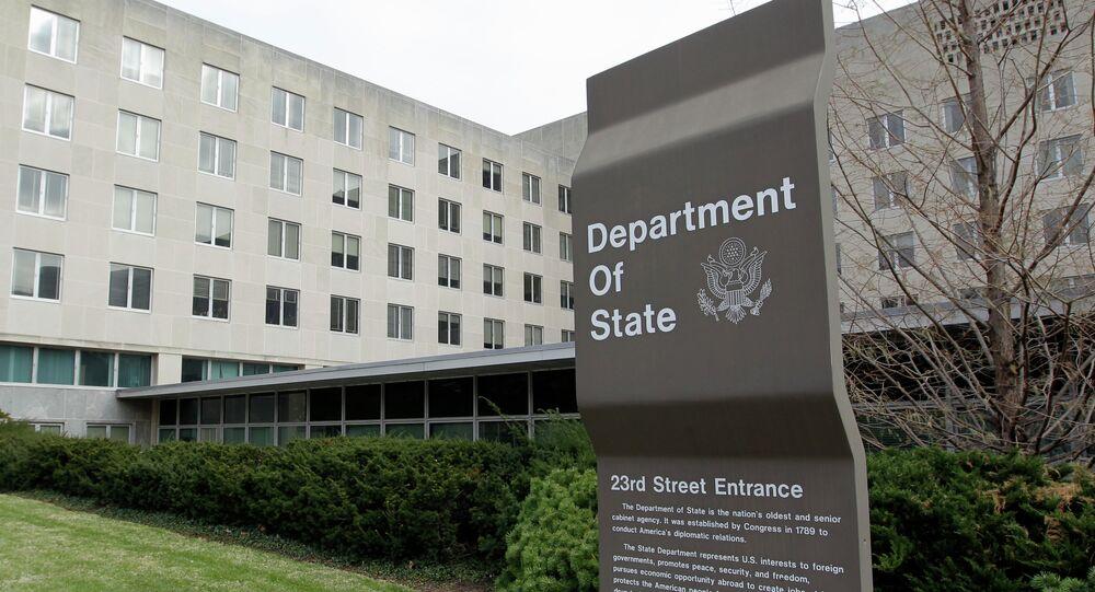 Siège du département d'État