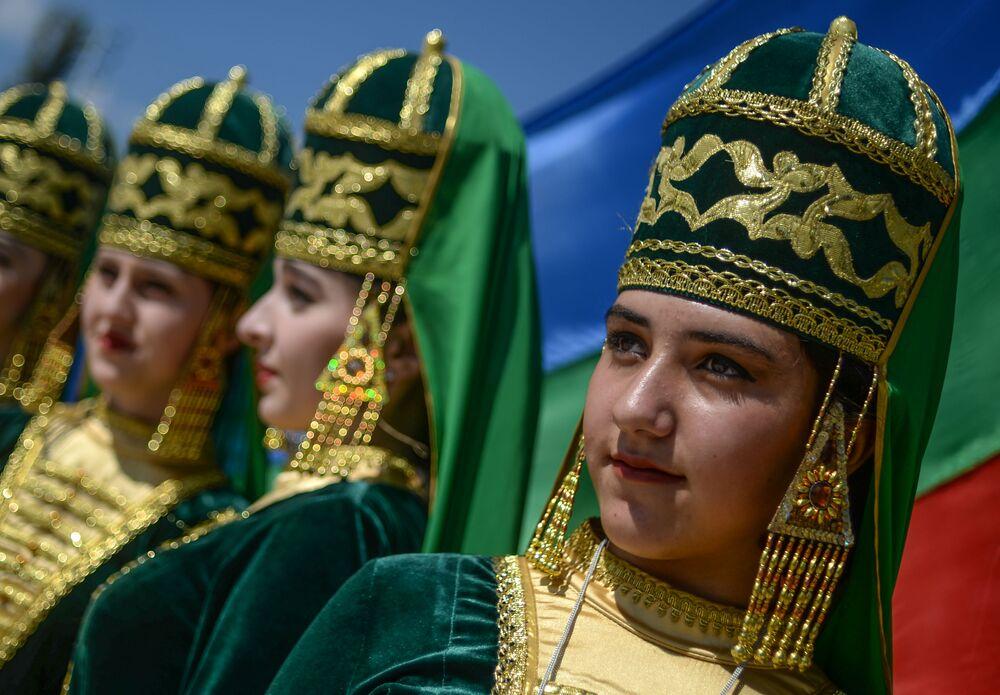 Derbent célèbre ses 2000 ans