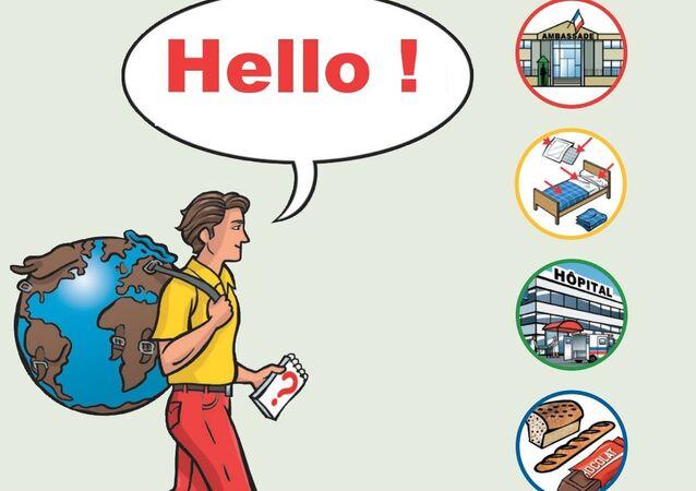 Guides de Routard pour réfugiés
