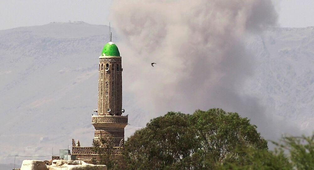 mosquée de Sanaa